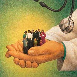 добровольное медицинское страхование это