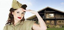 А вы знаете, что существует военная ипотека – условия ее достаточно привлекательные!